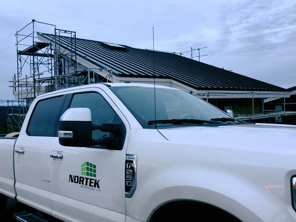 nortek metal roofing and cladding victoria bc